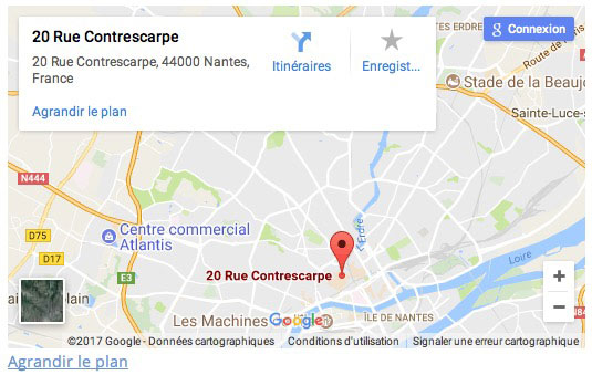 Cabinet d'avocats à Nantes (44000)